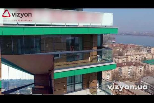 Embedded thumbnail for Vizyon VBS balcony type sliding system